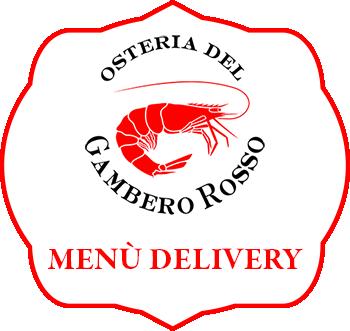 Osteria Al Gambero Delivery Menù